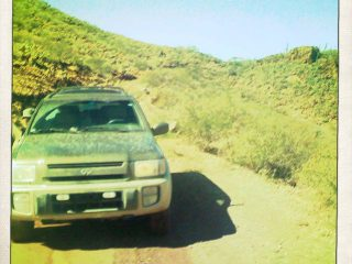 No, *this* is the worst road in Baja