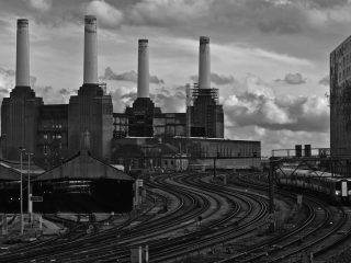 Battersea Power Station from its best angle